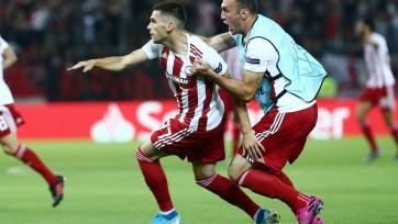 «Олимпиакос» перед визитом к «Краснодару» победно стартовал в чемпионате Греции