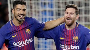 Месси и Суарес не сыграют за «Барселону» против «Бетиса»