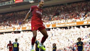 «Ливерпуль» повторил клубный рекорд