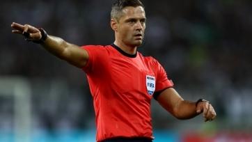Арбитром матча «Краснодар» – «Олимпиакос» назначен рефери, судивший финал Лиги чемпионов