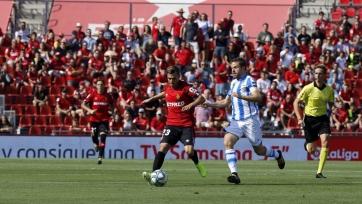 «Реал Сосьедад» на выезде обыграл «Мальорку», «Алавес» и «Эспаньол» сыграли вничью