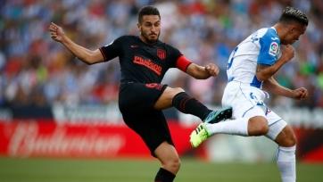 Витоло принес победу «Атлетико» в выездном матче против «Леганеса»