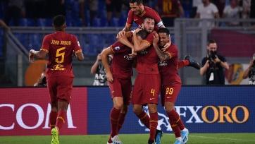 «Лацио» разгромил «Сампдорию», «Рома» и «Дженоа» забили шесть мячей на двоих