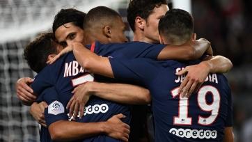 «ПСЖ» установил рекорд Лиги 1