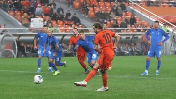Первый гол Заболотного не помог «Сочи» взять очки в Екатеринбурге