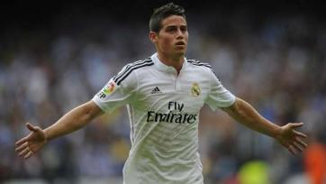 Хамес угодил в лазарет после первого же матча по возвращении в «Реал»