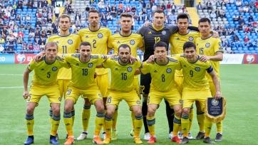 Стал известен состав сборной Казахстана на матчи против Кипра и России