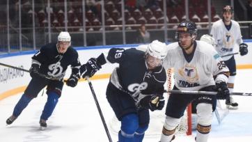 «Торпедо» стартовало с поражения в предсезонном турнире в Санкт-Петербурге