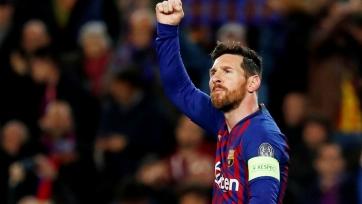 Сын Месси радуется голу в ворота «Барселоны». Видео
