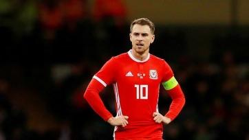 Рэмси пропустит ближайшие матчи сборной Уэльса