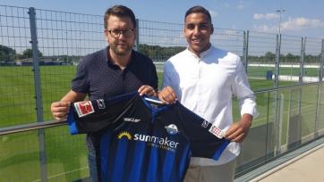 Новичок Бундеслиги подписал полузащитника «Хаддерсфилда»