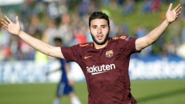 Нападающий «Барселоны» намерен уйти в аренду