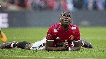 Погба не намерен подписывать новый контракт с «Манчестер Юнайтед»