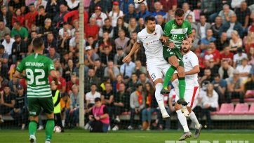 «Ференцварош» Реброва пробился в групповой турнир Лиги Европы