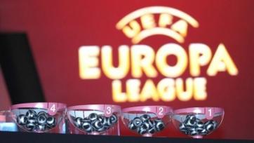 Состоялась жеребьевка группового турнира Лиги Европы