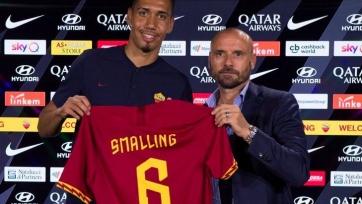 Смоллинг официально стал игроком «Ромы»