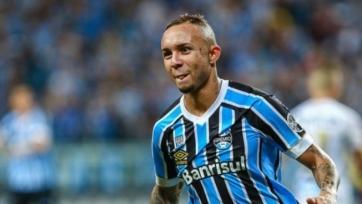 «Милан» намерен за 30 млн евро подписать нападающего из «Гремио»