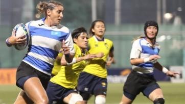 Сборная Казахстана победно стартовала на чемпионате Азии по регби-7