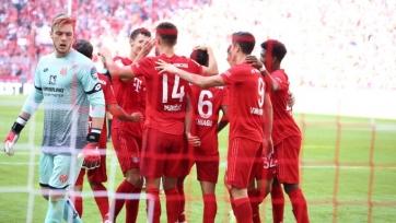 «Бавария» забила шесть мячей «Майнцу», «Шальке» разгромил «Герту»