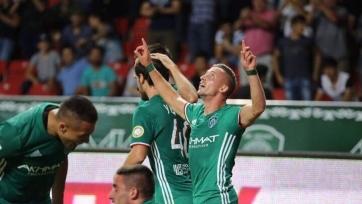«Ахмат» в компенсированное время ушел от поражения в матче против «Тамбова»