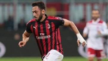 «Милан» дома минимально победил «Брешию»