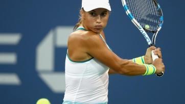 Путинцева не смогла пробиться в 1/8 финала US Open