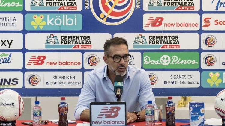 Наставник сборной Коста-Рики оставил свой пост