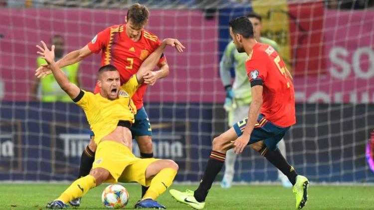 Румыния – Испания – 1:2. Текстовая трансляция матча