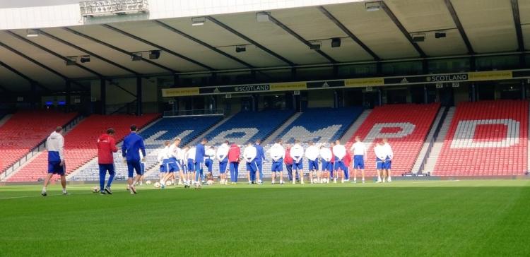 Шотландия — Россия — 1:2. Текстовая трансляция матча
