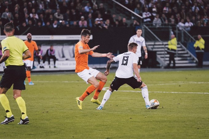 Германия – Нидерланды – 2:4. Текстовая трансляция матча