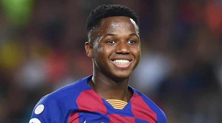 «Барселона» подготовила наследника Месси?