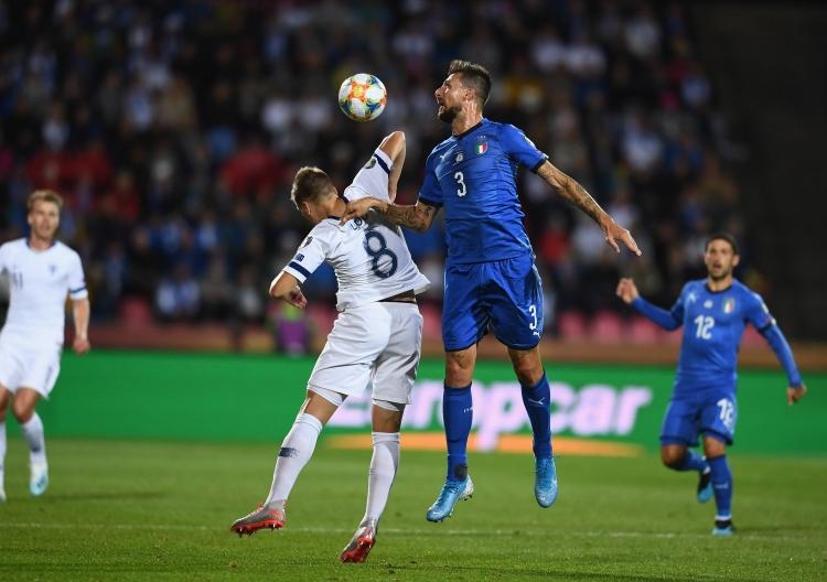 Греция продолжила пике в игре с Лихтенштейном