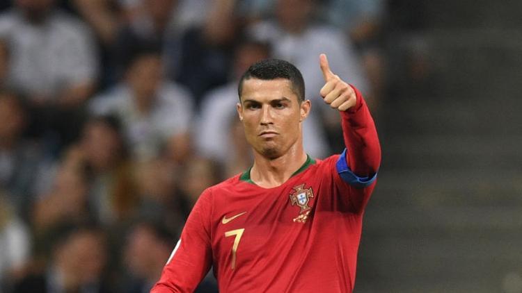 Роналду достиг голевого юбилея в рядах сборной