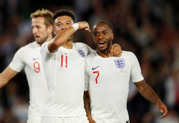 Англия перестреляла Косово, Чехия выиграла у Черногории