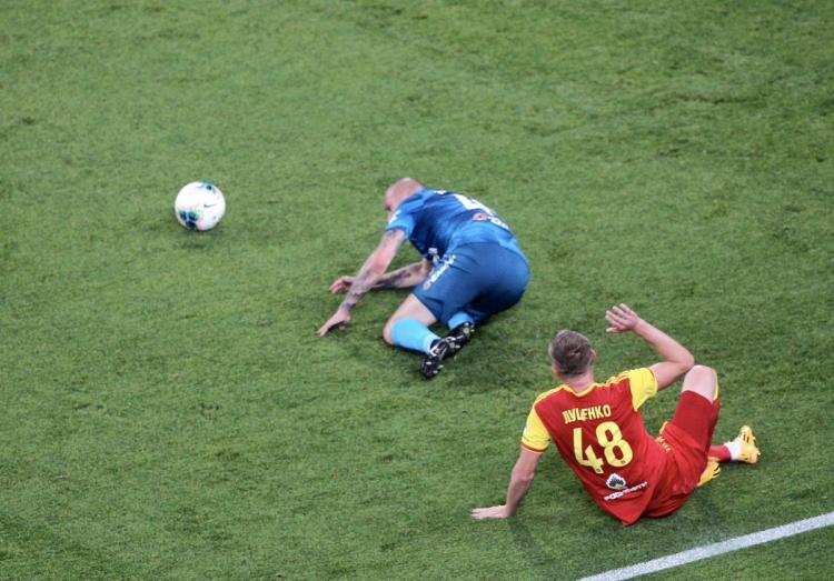 «Зенит» – «Арсенал» – 3:1. Текстовая трансляция матча