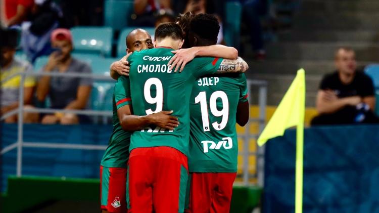 Локомотив одержал минимальную победу в Сочи