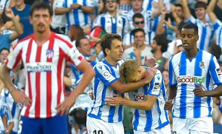 «Реал Сосьедад» – «Атлетико» – 2:0. 14.09.2019. Чемпионат Испании. Обзор и видео матча