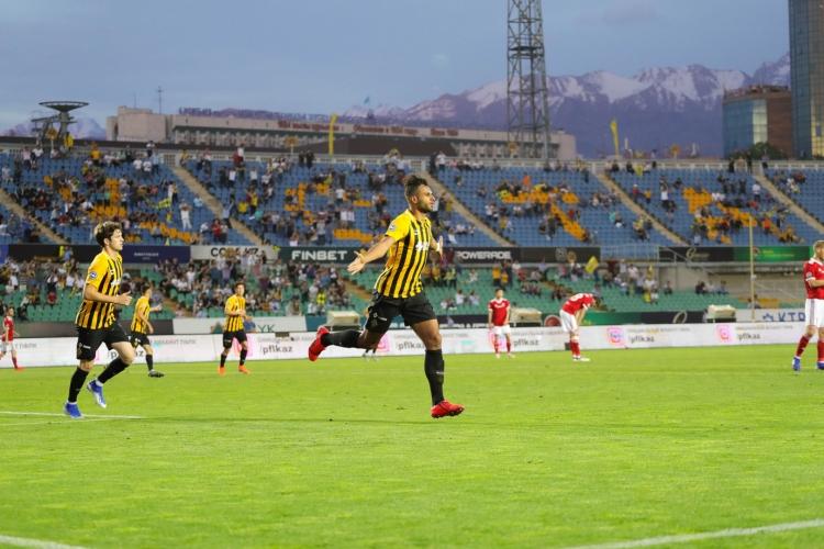 Кайрат, Астана и Актобе одержали домашние победы