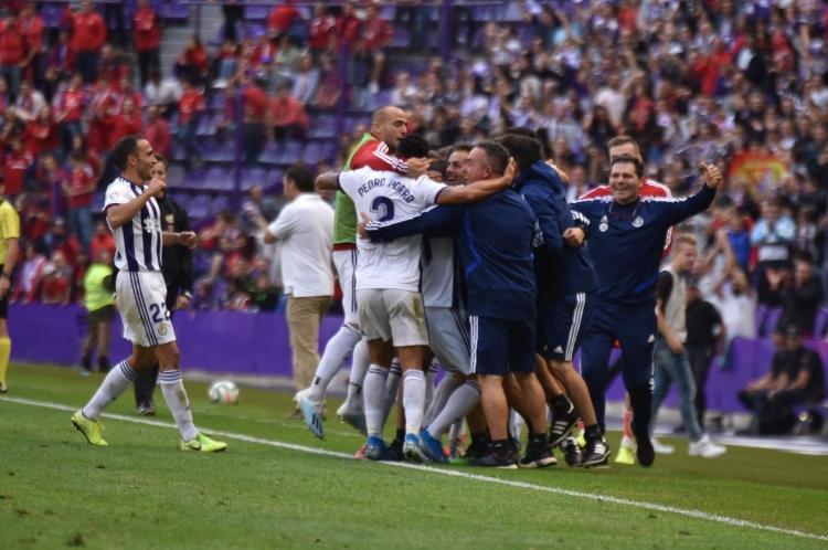 «Вальядолид» – «Осасуна» – 1:1. 15.09.2019. Чемпионат Испании. Обзор и видео матча