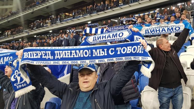 Динамо и Уфа расписали мировую