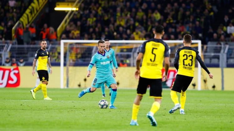 «Боруссия Д» – «Барселона» – 0:0. Текстовая трансляция матча