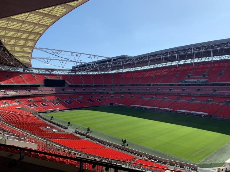 Уэмбли примет финал Лиги чемпионов в 2023 году