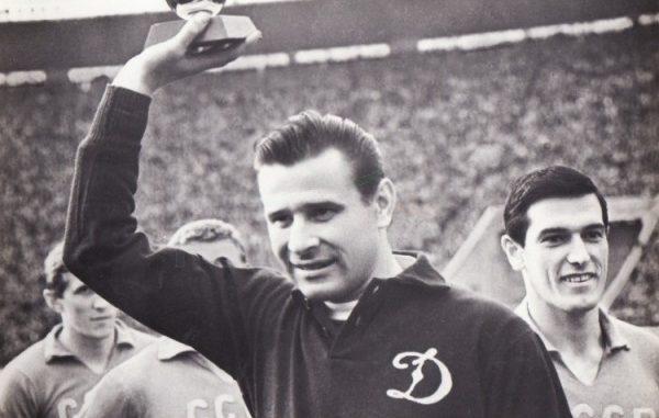France Football учредил приз имени Льва Яшина