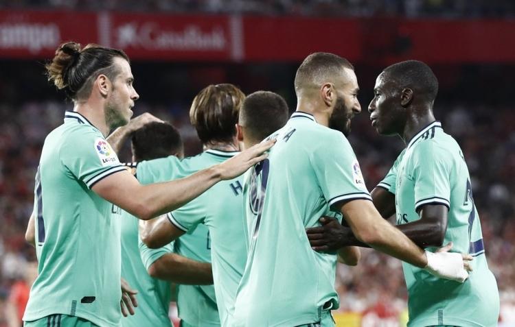 «Севилья» – «Реал» - 0:1. 22.09.2019. Чемпионат Испании. Обзор и видео матча