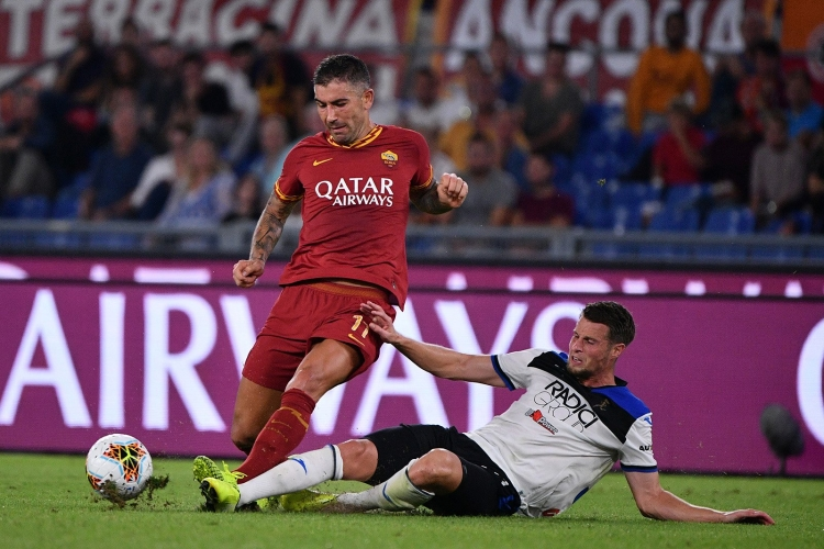 «Рома» – «Аталанта» - 0:2. 25.09.2019. Чемпионат Италии. Обзор и видео матча