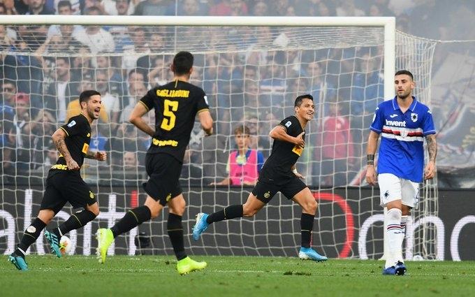 «Сампдория» – «Интер» – 1:3. 28.09.2019. Чемпионат Италии. Обзор и видео матча