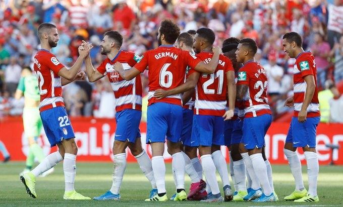 «Гранада» – «Леганес» – 1:0. 28.09.2019. Чемпионат Испании. Обзор и видео матча
