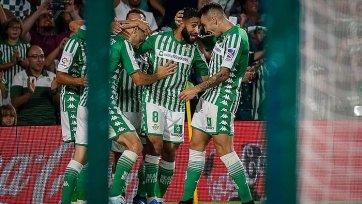 «Бетис» – «Леганес» – 2:1. 31.08.2019. Чемпионат Испании. Обзор и видео матча