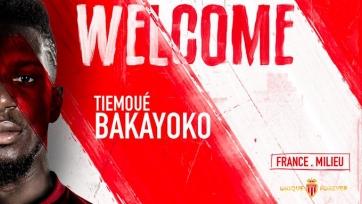 «Монако» объявил о возвращении Бакайоко. Видео