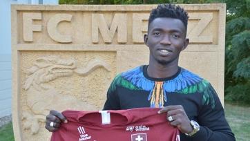«Метц» арендовал игрока «Монако»